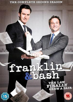 Rent Franklin and Bash: Series 2 Online DVD Rental