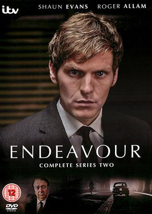 Rent Endeavour: Series 2 Online DVD & Blu-ray Rental