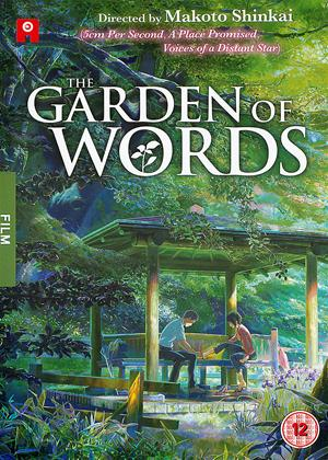Rent The Garden of Words (aka Koto no ha no niwa) Online DVD & Blu-ray Rental