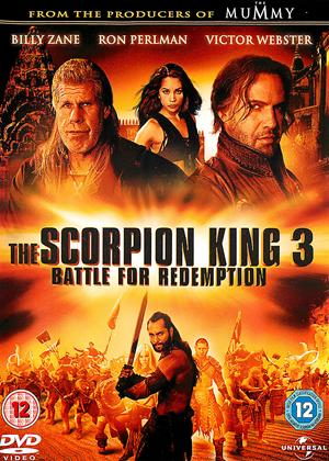 Rent The Scorpion King 3: Battle for Redemption Online DVD & Blu-ray Rental