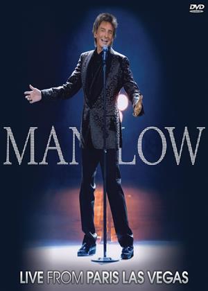 Rent Barry Manilow: Live from Paris Las Vegas Online DVD Rental