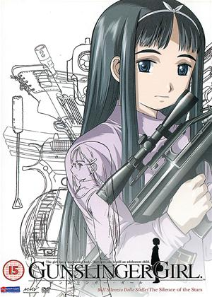 Rent Gunslinger Girl: Vol.3 Online DVD Rental