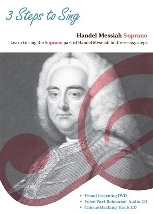 Rent Three Steps to Sing Handel Messiah: Soprano Online DVD Rental