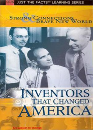 Rent Just the Facts: Inventors That Changed America: Strong Connections and Brave New World Online DVD Rental