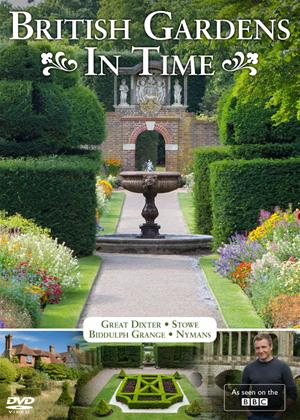 Rent British Gardens in Time Online DVD Rental