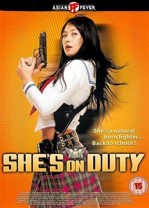 She's on Duty Online DVD Rental