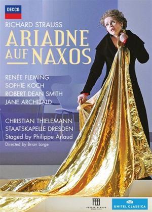 Rent Ariadne Auf Naxos: Staatskapelle Dresden (Thielemann) Online DVD Rental
