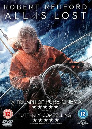 All Is Lost Online DVD Rental