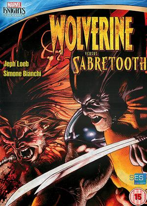 Rent Wolverine vs. Sabretooth Online DVD Rental