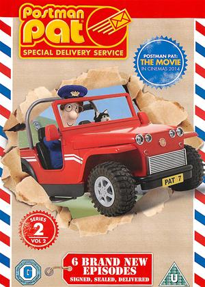 Rent Postman Pat: Special Delivery Service: Series 2: Part 2 Online DVD Rental