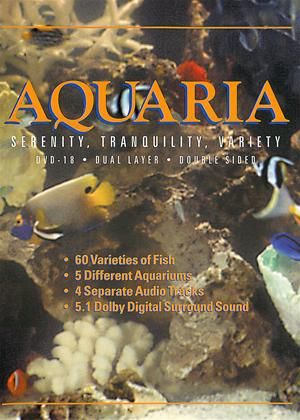 Rent Aquaria: Serenity, Tranquility, Variety Online DVD Rental