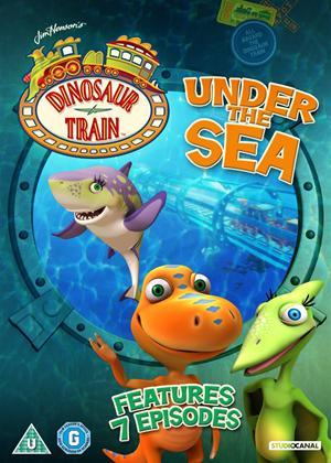 Rent Dinosaur Train: Under the Sea Online DVD Rental