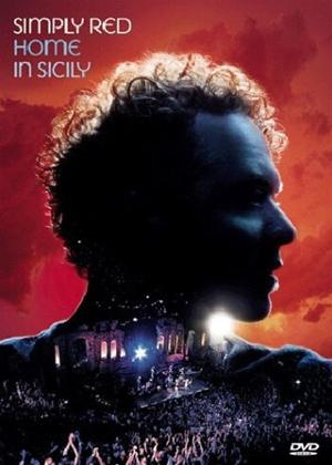 Rent Simply Red: Home: Live in Sicily Online DVD Rental