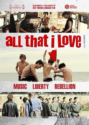Rent All That I Love (aka Wszystko, co kocham) Online DVD & Blu-ray Rental