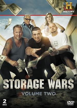 Rent Storage Wars: Series 2 Online DVD Rental