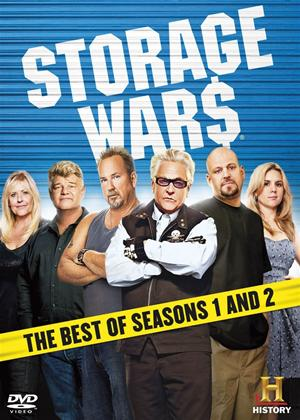 Rent Storage Wars: The Best of Series 1 and 2 Online DVD Rental