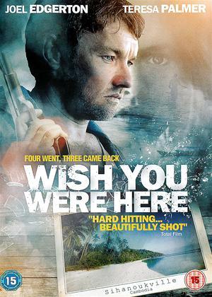 Rent Wish You Were Here Online DVD & Blu-ray Rental