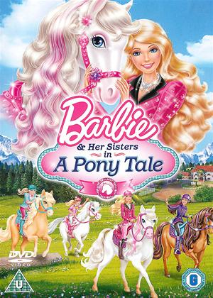 Rent Barbie and Her Sisters in a Pony Tale Online DVD Rental