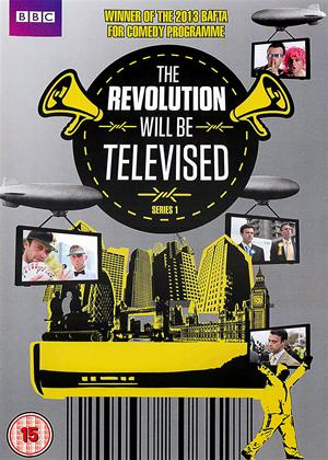 Rent The Revolution Will Be Televised: Series 1 Online DVD Rental