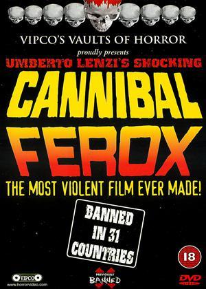 Rent Cannibal Ferox Online DVD Rental