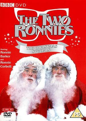 Rent The Two Ronnies: The Christmas Specials Online DVD Rental