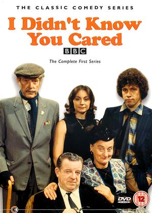 Rent I Didn't Know You Cared: Series 1 Online DVD Rental