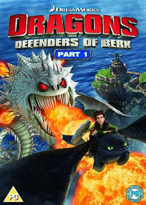Rent Dragons: Defenders of Berk: Part 1 Online DVD Rental