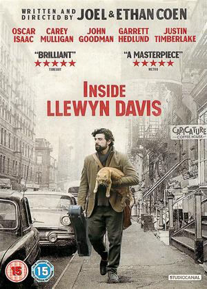 Rent Inside Llewyn Davis Online DVD Rental