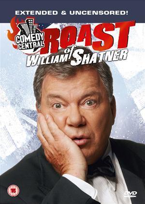 Rent Roast of William Shatner Online DVD Rental