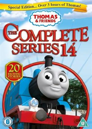 Rent Thomas the Tank Engine and Friends: Series 14 Online DVD Rental