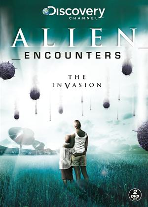 Rent Alien Encounters: The Invasion Online DVD Rental
