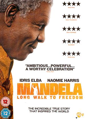Mandela: Long Walk to Freedom Online DVD Rental