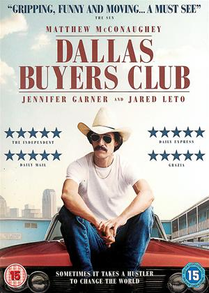 Dallas Buyers Club Online DVD Rental