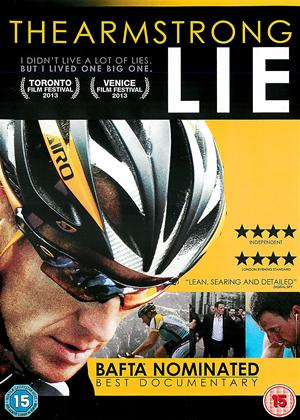 The Armstrong Lie Online DVD Rental