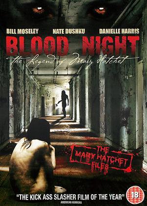 Rent Blood Night Online DVD Rental