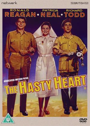 Rent The Hasty Heart Online DVD Rental