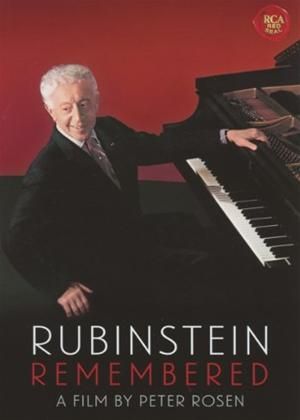 Rent Rubinstein Remembered Online DVD Rental