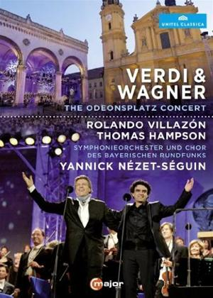 Rent Verdi and Wagner: The Odeonsplatz Concert Online DVD Rental