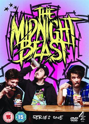 Rent The Midnight Beast: Series 1 Online DVD Rental