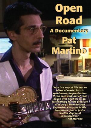 Rent Pat Martino: Open Road Online DVD Rental