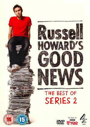 Rent Russell Howard's Good News: The Best of Series 2 Online DVD Rental