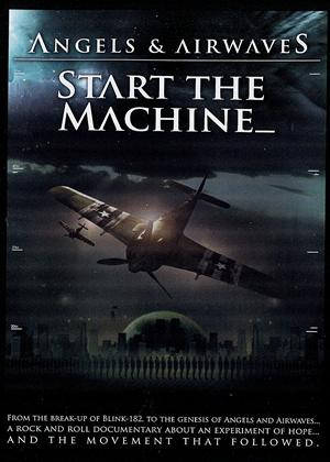 Rent Angels and Airwaves: Start the Machine Online DVD Rental