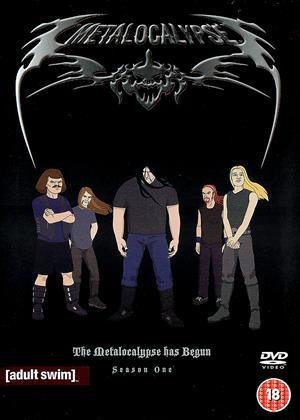 Rent Metalocalypse: Series 1 Online DVD Rental