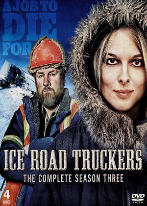 Rent Ice Road Truckers: Series 3 Online DVD Rental