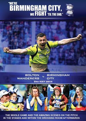 Rent Birmingham City FC: We're Birmingham City, We Fight 'Til the End Online DVD Rental