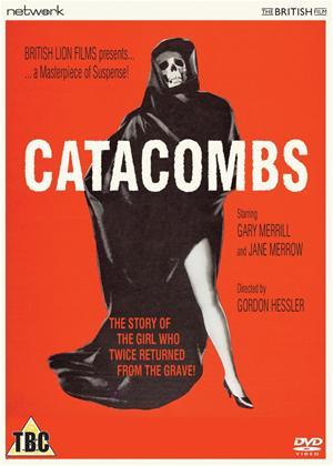 Rent Catacombs Online DVD Rental