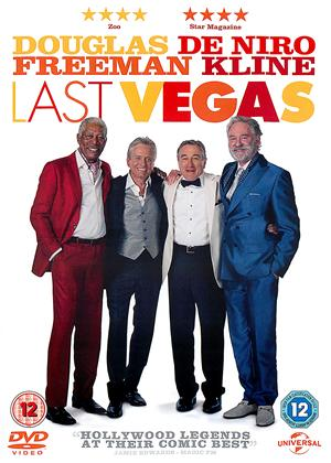 Last Vegas Online DVD Rental