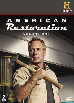 Rent American Restoration: Vol.1 Online DVD Rental