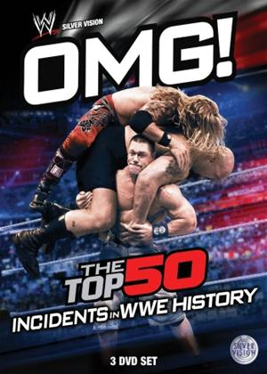 Rent WWE: OMG!: Vol.2: The Top 50 Incidents in WCW History Online DVD Rental