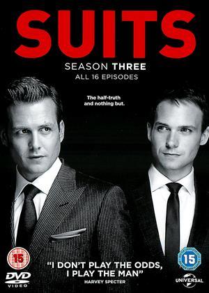 Rent Suits: Series 3 Online DVD Rental